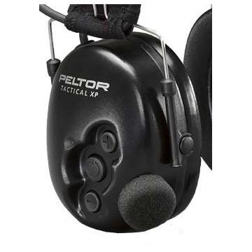 Peltor Tactical XP cuffia attiva antirumore per elmetto modulazione sonora J11