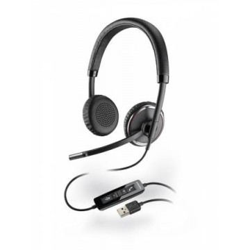 Plantronics Blackwire C520-M DUO cuffia USB Skype for Business