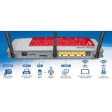 Fritzbox 6840 router ADSL + LTE 4G + centralino DECT