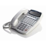 IPS TEL DIG DISP 2R  24 TASTI BIANC