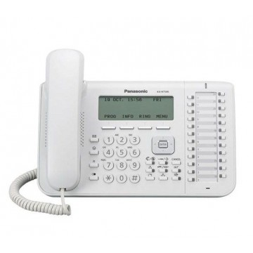 TELEFONO IP KX-NT546NE BIANCO