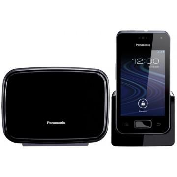 Panasonic KX-PRX120 cordless con segreteria, wifi android
