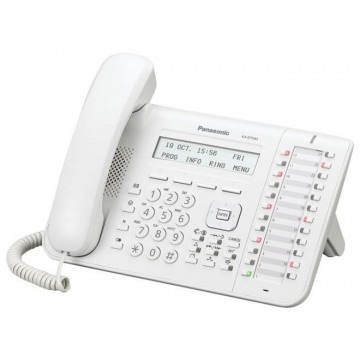 Panasonic KX-DT543 Bianco telefono digitale