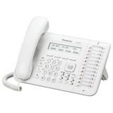 Panasonic KX-DT543NE Bianco telefono digitale