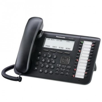 Panasonic KX-DT546 nero telefono digitale