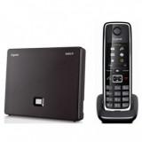 Gigaset C530 IP telefono cordless VoIP 6 SIP  1 RTG