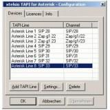 Xtelsio Tapi Driver Asterisk 1-9 (10-90)