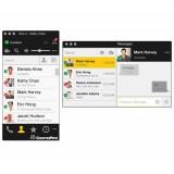 Bria 4 softphone desktop client Windows