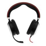 Jabra Evolve 80 UC headset stereo standard