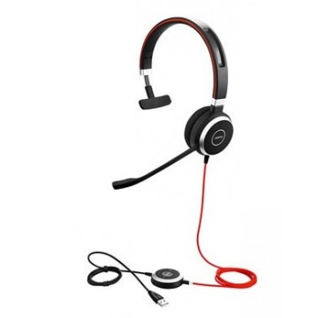 Jabra Evolve 40 UC mono Skype for Business