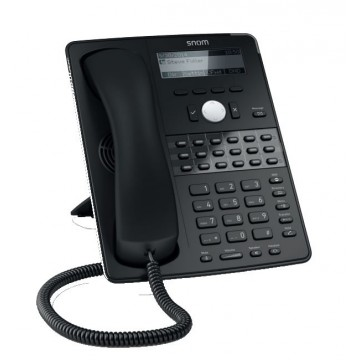 Snom D725 Telefono IP 18 tasti led multicolor