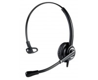 Cuffia con microfono Ultra Noise Cancelling Ezlight Top mono
