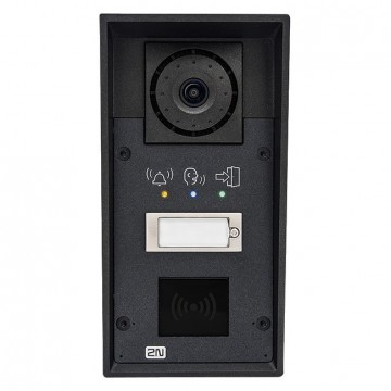 Videocitofono IP 2N helios Force telecamera, LED, RFID IP65
