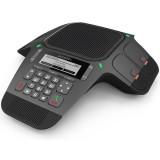 Alcatel Conference IP 1850 viva voce IP LAN e USB con 4 microfoni wireless