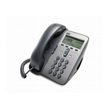 Cisco Telefono IP 7911G ricondizionato 12 mesi garanzia