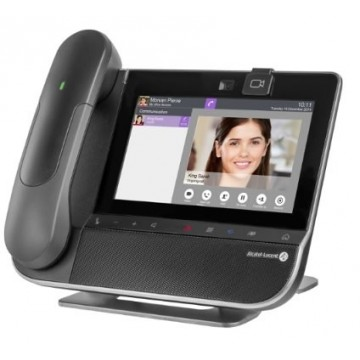 Alcatel Lucent 8088 display touch videocamera