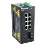 Red Lion Switch 309FX su barra DIN, fibra ST