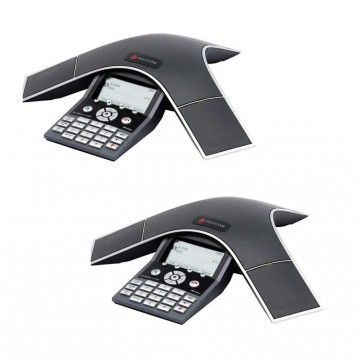Polycom SoundStation IP7000 multi-unit connectivity kit.  For large room coverage.  Includes two IP7
