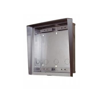 2N scatola 2 moduli da incasso con tettuccio per Vario