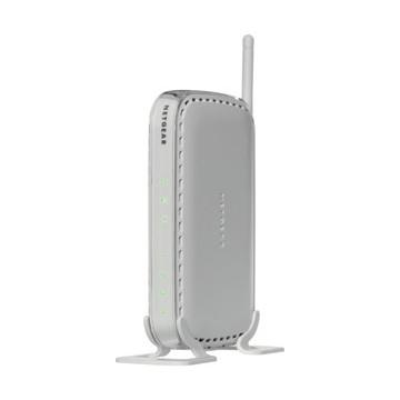 Netgear Access-point Wireless-N 150 Mbit a 2,4GHZ  che garantisce una maggiore copertura del segnale