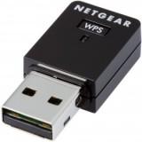 Netgear Scheda USB Wireless-N 300Mbit a 2,4 GHz in formato micro - 100% compatible con gli standard
