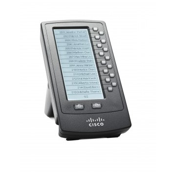 Cisco SMB Digital Attendant Console for Cisco SPA500 Family Phones