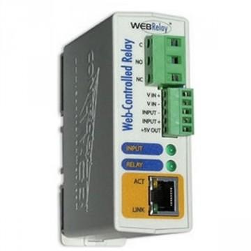 2N relè esterno 1 contatto remoto (via IP)