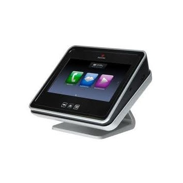 Polycom VC Touch Control for use with Group 300,500 or 700 models. Requires PoE network connection