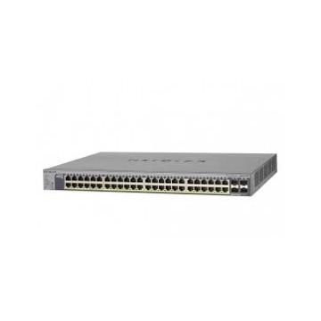 Netgear ProSafe SmartSwitch di seconda generazione 48 porte 10/100/1000Mbit RJ45 tutte PoE e con sup