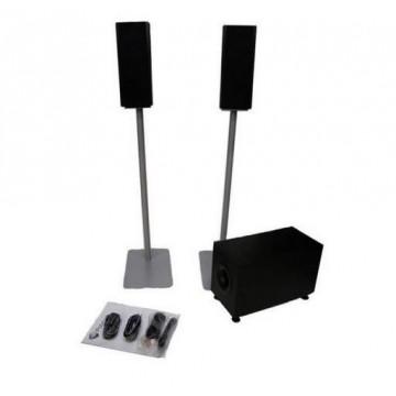 Polycom Kit speaker 60W e subwoofer