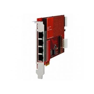 Beronet 1 PRI/E1 PCIe card