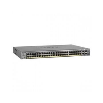 Netgear ProSafe Full Managed Layer2+ Switch Fast Ethernet modello M4100-50-POE, 48 porte 10/100Mbit
