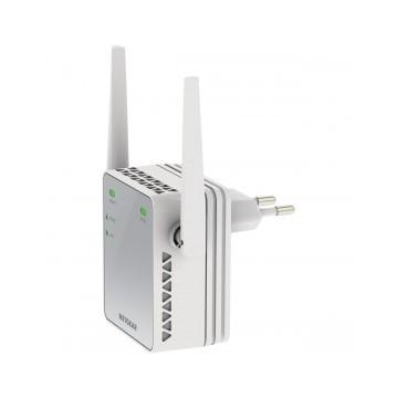 Netgear Wifi Range Extender Essentials 300Mit - Dispositivo per lestensione del segnale wireless 80