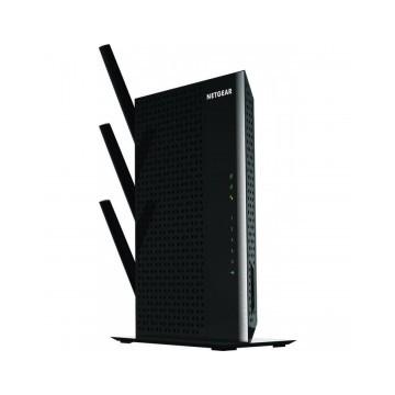 Netgear Wifi Range Extender DualBand NIghthawk Wireless-AC 1900  a 2.4GHz e 5GHz - Estende contempor