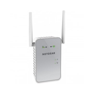 Netgear Wifi Range Extender / Access Point DualBand Wireless-AC 1200 (300 Mbps+900 Mbps) a 2.4GHz e