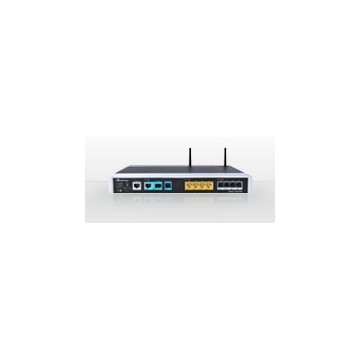 Audiocodes Mediant 500 MSBR with two-pair SHDSL In 1t 000Base-T WAN and dual-mode SFP WAN