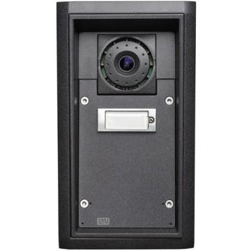 2N Helios IP Force con 1 tasto telecamera HD speaker 10w