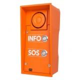 2N Helios IP Safety  2 tasti info - SOS
