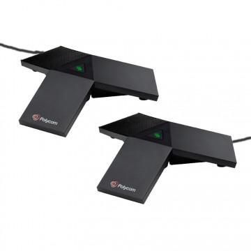 Polycom microfoni di espansione Realpresence TRIO 8800