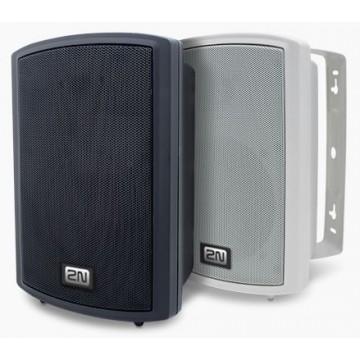 2N SIP speaker montaggio a parete, 914421B nero