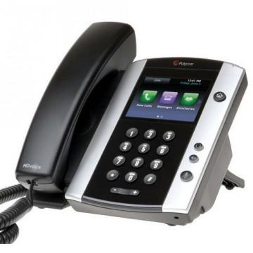 Polycom vvx501 Telefono IP espandibile con DSS e telecamera
