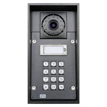 2N helios IP Force tasto tastiera telecamera altoparlante 10W