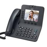 Cisco CP 8945 unified ip phone con videocamera