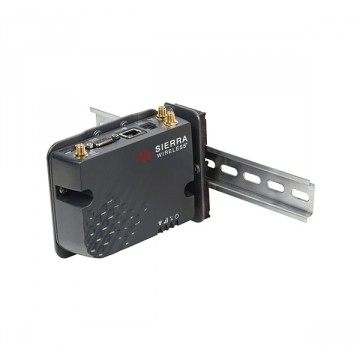 Sierra wireless din rail mounting bracket rv50