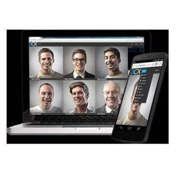 3cx Webmeeting integrated 50 partecipanti