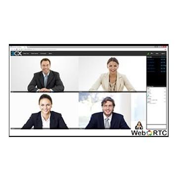 3cx Webmeeting server on premise 100 partecipanti