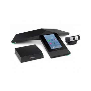Polycom VC RealPresence Trio 8800 Collaboration kit skype for business