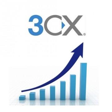 3cx Standard Edition upgrade da 8SC a 16SC