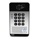 Fanvil i20S citofono IP con 1 tasto tastiera relè RFID
