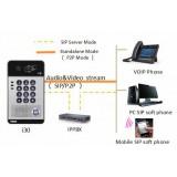 Fanvil i30 videocitofono IP IP65 - RFID